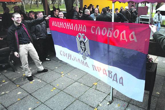 Firerova grupa napala antifašiste 2007. godine