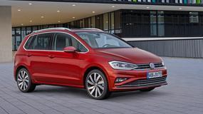 IAA Frankfurt 2017: Volkswagen Golf Sportsvan po kosmetycznych zmianach