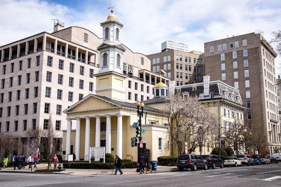 Crkva Sent Džon u Vašingtonu