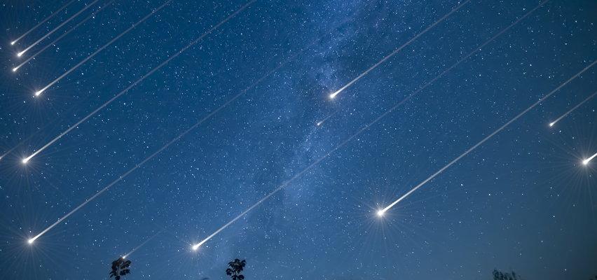 Perseidy 2021. Rój meteorytów na nocnym niebie. Jak i kiedy go obserwować?