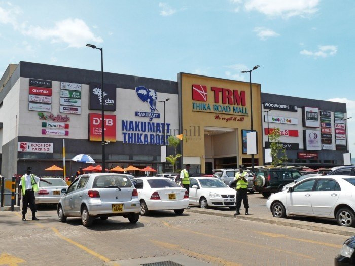 The Thika Road Shopping Mall (Courtesy)