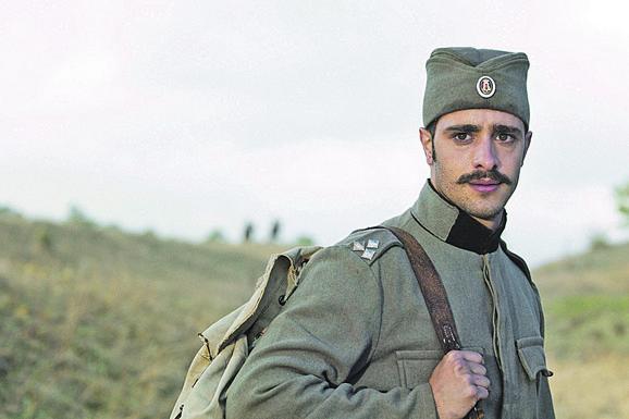 Marko Vasiljević u ulozi Stevana Jakovljevića
