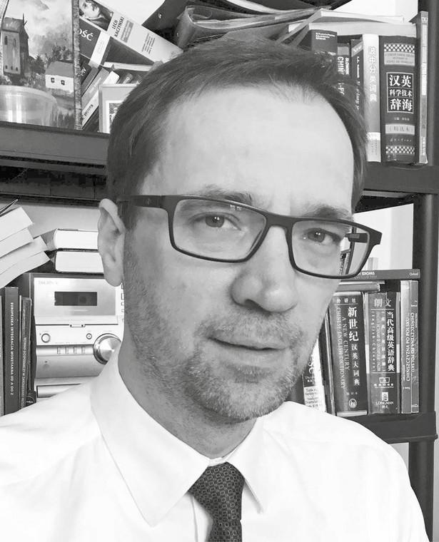 Jacek Strzelecki prawnik, ekspert ds. prawa bezpieczeństwa żywności