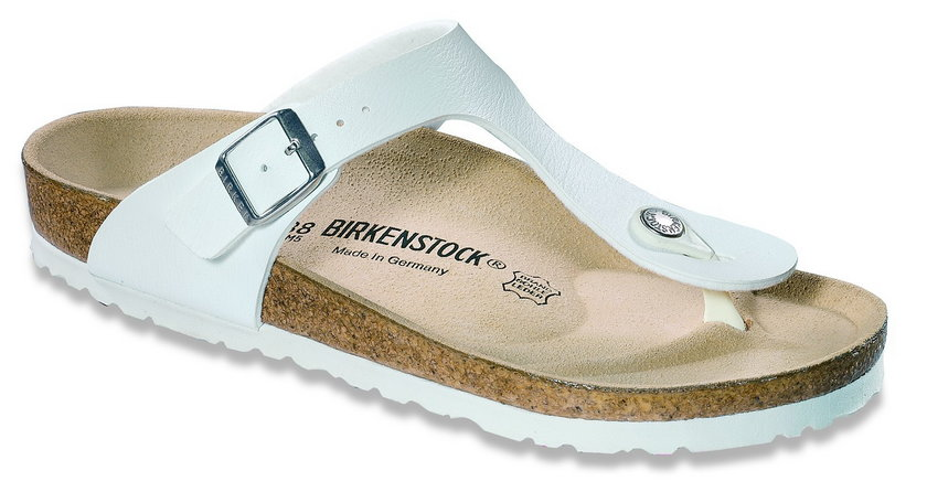 Gwiazdy chodzą w klapkach Birkenstock