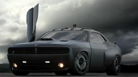 Challenger jak myśliwiec