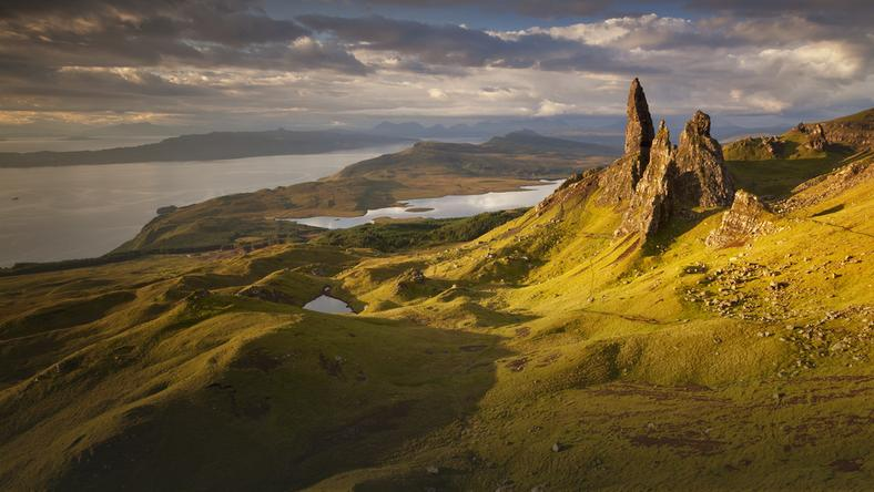 Old Man of Storr, wyspa Skye
