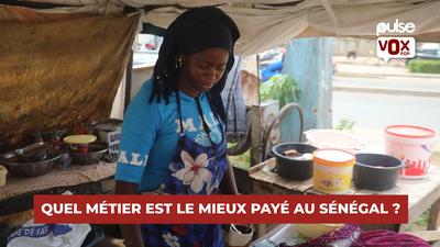 Quel métier rapporte le plus au Sénégal ? La réponse en vidéo