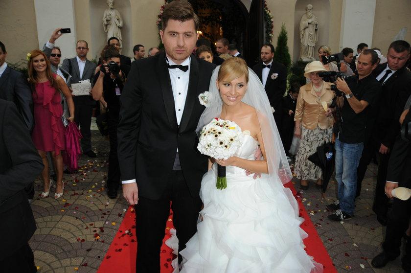 Ślub Agnieszki Popielewicz i Mikołaja Wita