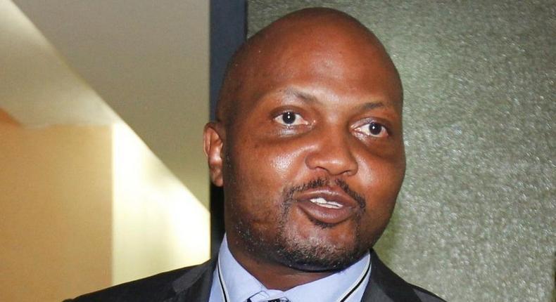 Gatundu South lawmaker Moses Kuria