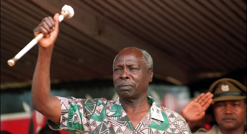 The fabulous lives of Daniel Moi's little known daughters