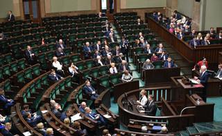 Sejm przyjął nowelę ustawy o skuteczniejszej ochrony praw wierzycieli