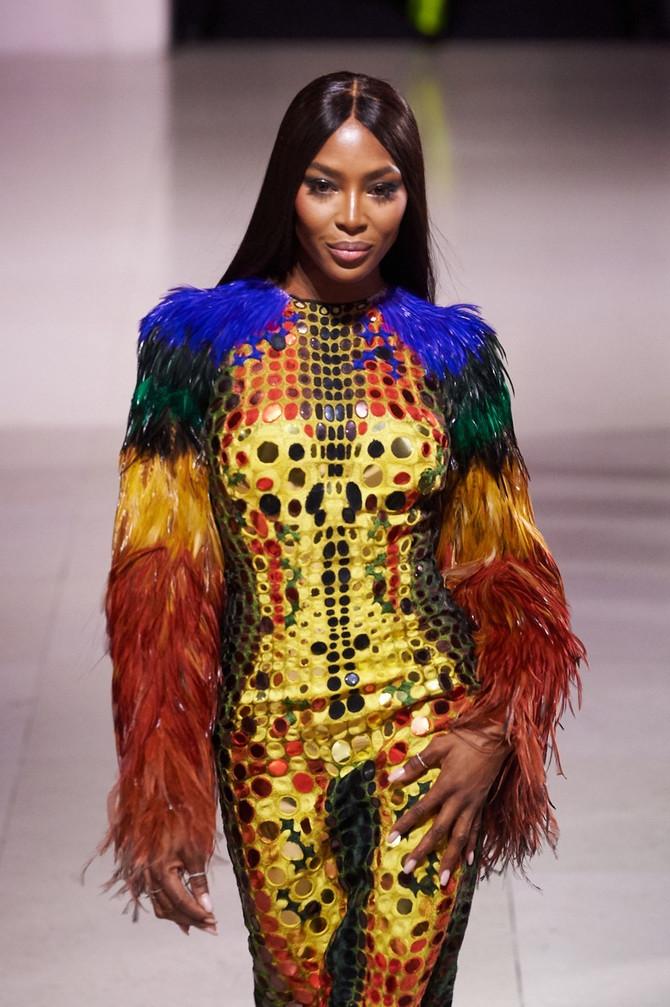 Naomi i dalje neprikosnovena na pisti