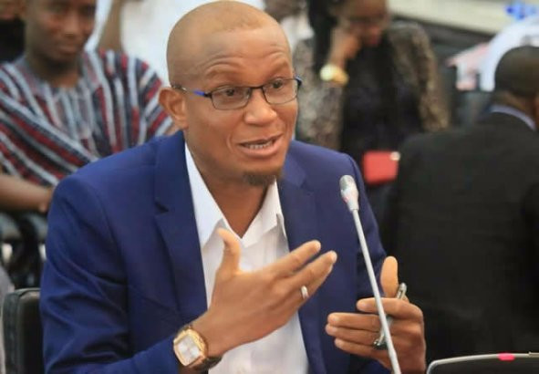 Minister for Zongo Development, Mustapha Hamid