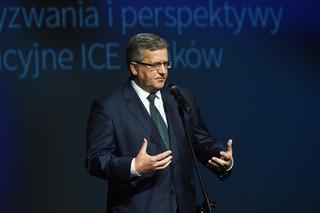 Komorowski dla DGP: Przedsiębiorczość buduje Polskę