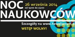 Idź na Europejską Noc Naukowców!