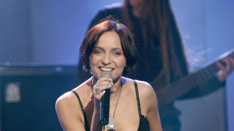 Ania Wyszkoni (fot. AKPA)