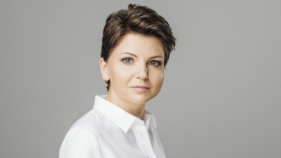 Posłanka Monika Rosa