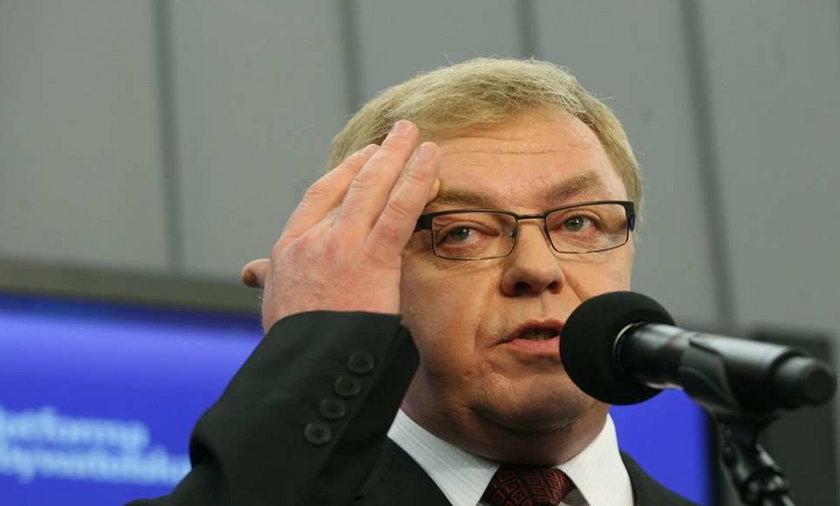 Zbigniew Chlebowski, afera, hazard