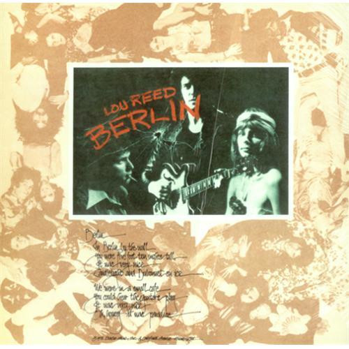 "Lou Reed - ""Berlin"""