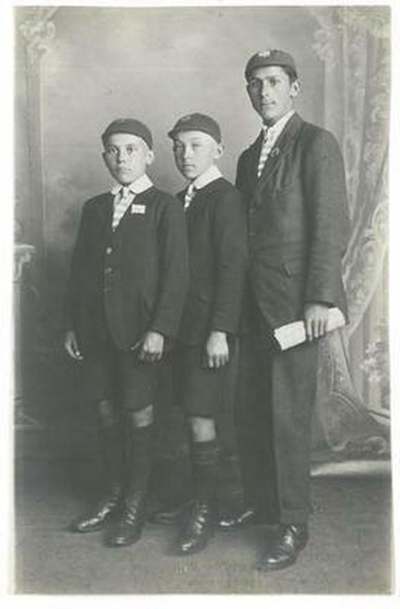Miodrag Martć, Nikola Vasić, Dimitrije Dulkanović