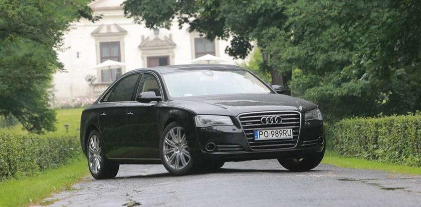 Audi A8 L: limuzyna która zaskakuje