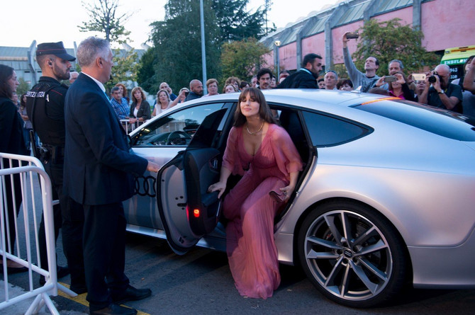 Glumica stiže na Festival u Španiji