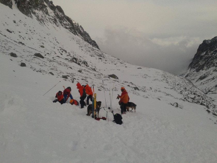 Tragedia w Tatrach.
