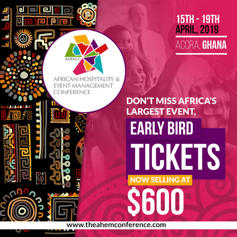 Don't miss out on Africa's largest event