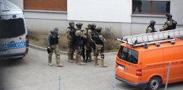 Wielka akcja policji w Poznaniu. Interweniowali antyterroryści