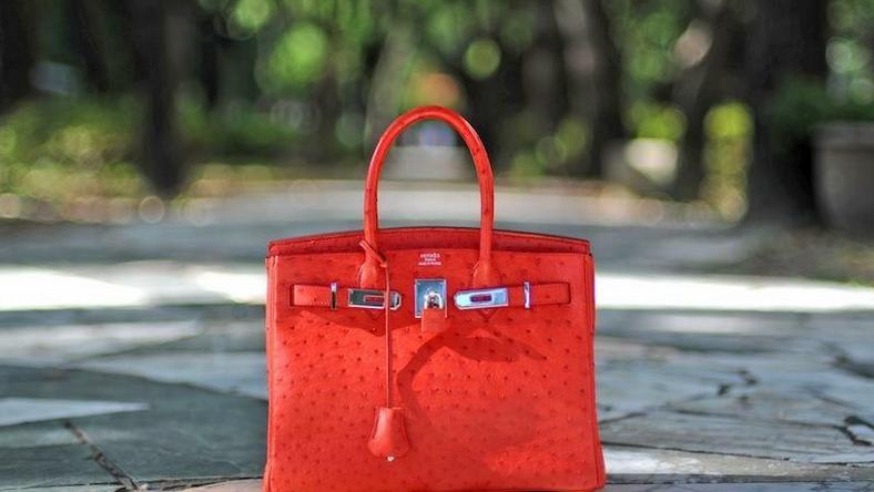 Najdroższa torebka Birkin od Hermesa w historii - Forbes d47e602a30c