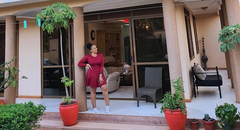 Zari Hassan comes clean on reports of inheriting Mega Mansion from ex-husband