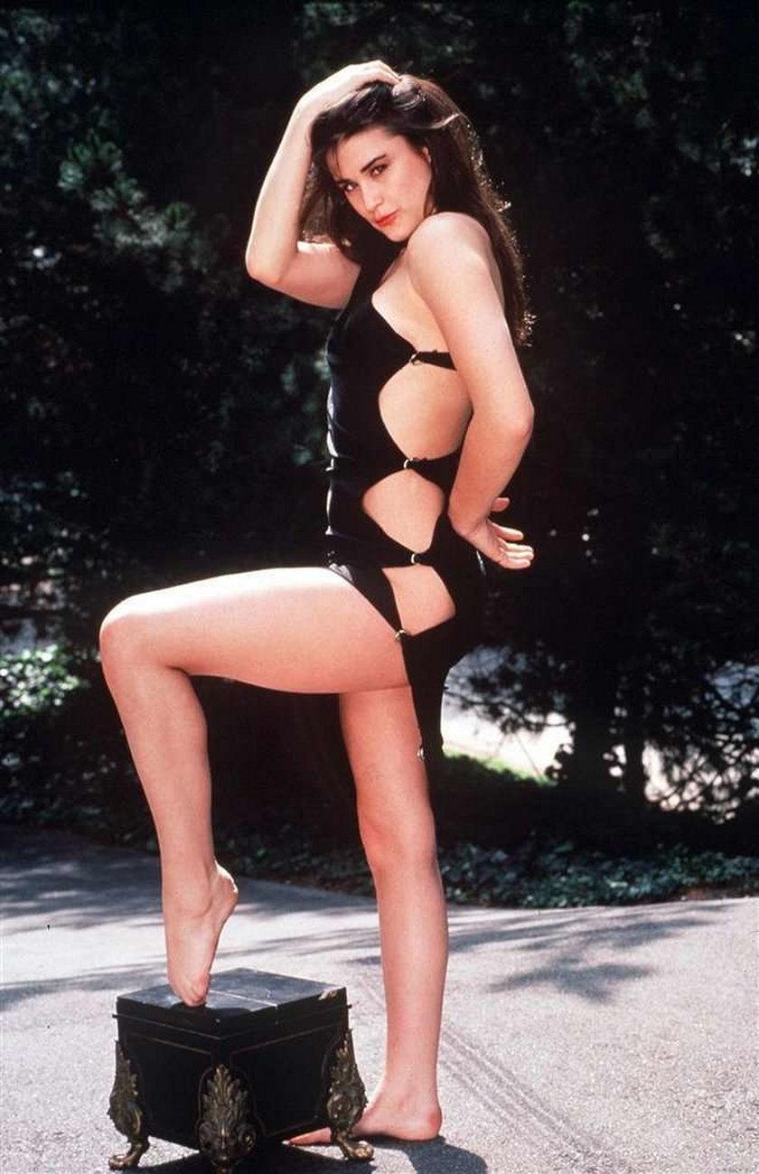 Demi Moore złożyła papiery rozwodowe