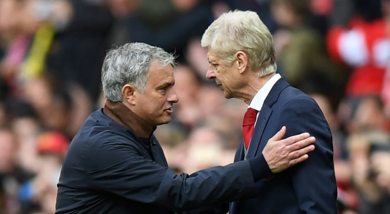 Wenger trends on Twitter Nigeria following Man United's sacking of Mourinho