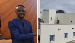 Liverpool star Sadio Mane builds hospital in his village in Senegal