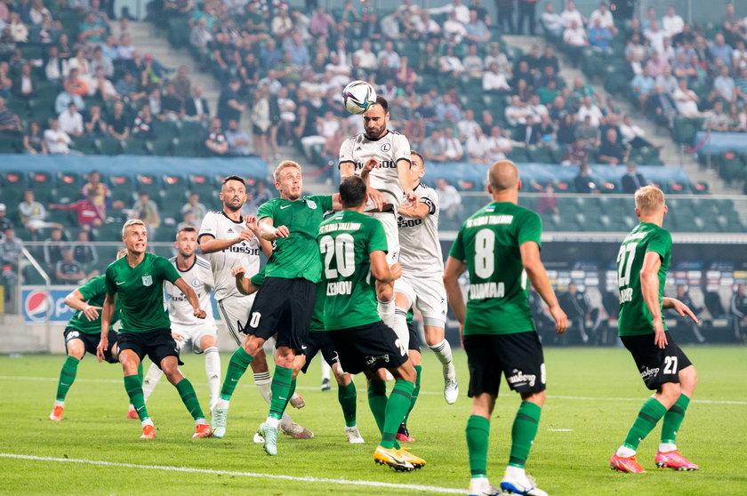 Jeśli Legia wyeliminuje Florę, w III rundzie eliminacji LM zmierzy się z Dinamem Zagrzeb lub Omonią Nikozja.