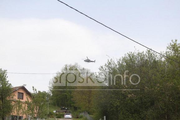 U potrazi za ubicom angažovan helikopter