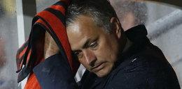 Dziennikarz ujawnia: znalazłem Mourinho na podłodze