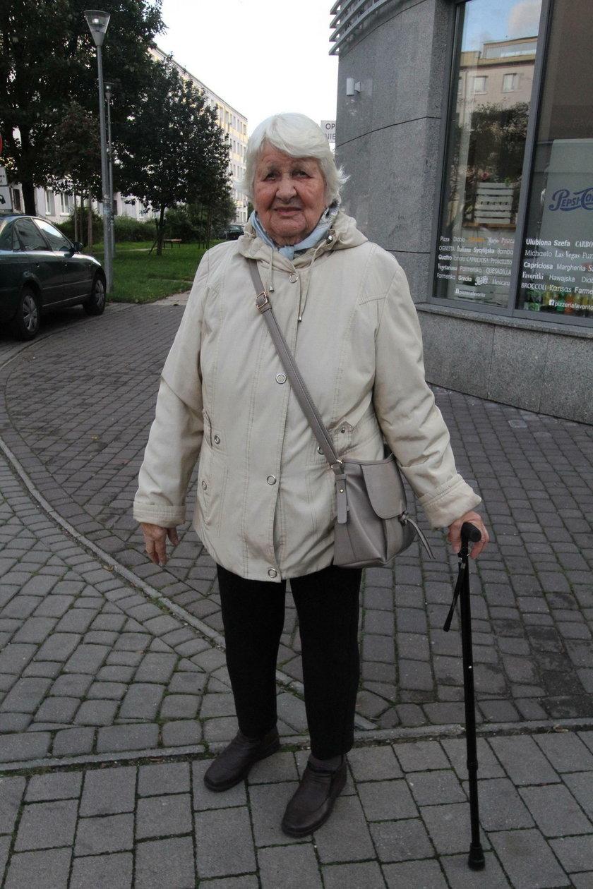 Krystyna Hebda z Kołobrzegu