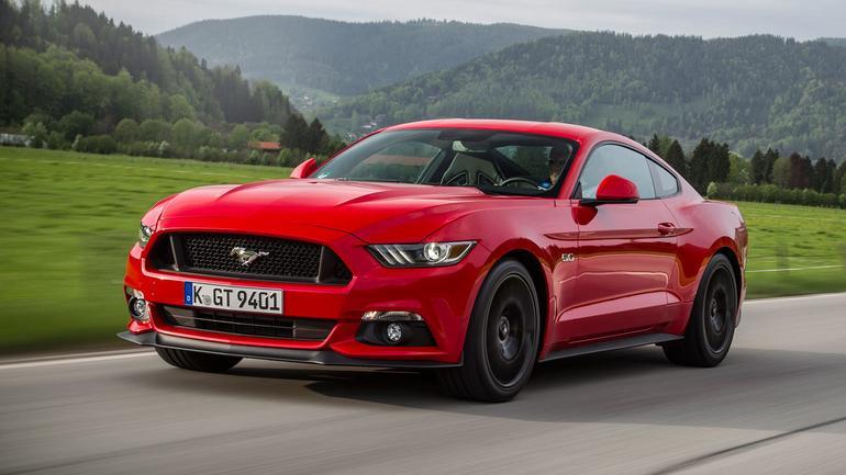 Ford Mustang Hitem Ale Nie Liderem Ranking Aut