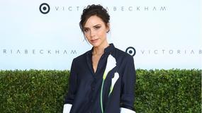 Skromny wygląd Victorii Beckham na prezentacji jej nowej kolekcji