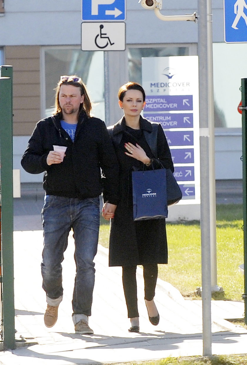 Dorota Gardias i Piotr Bukowiecki