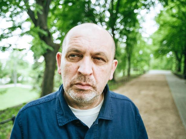 Tomasz Karoń, strateg polityczny, analityk trendów społecznych fot. Darek Golik