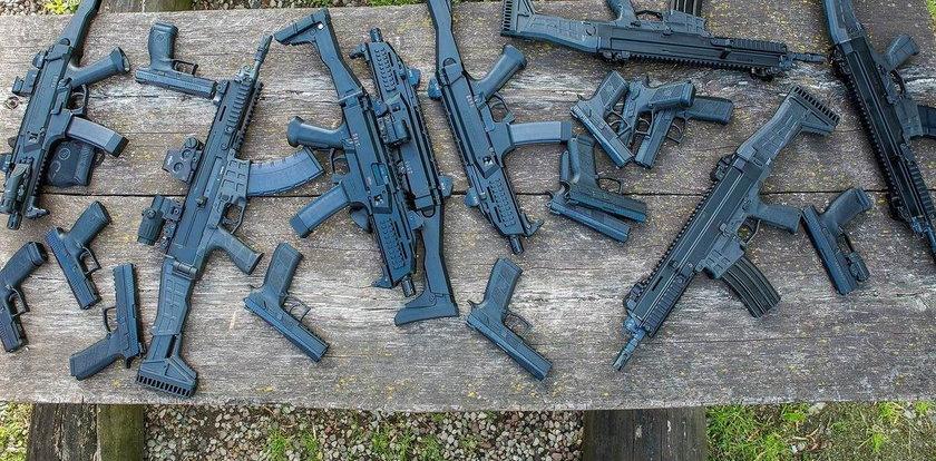 Najnowsza czeska broń na testach w Polsce!