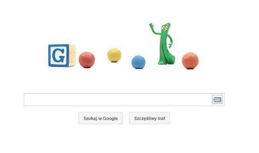 Google dziś z plasteliny. Co się stało?