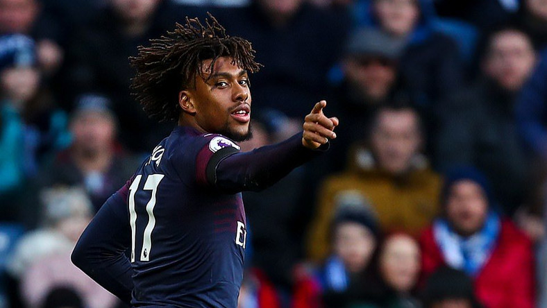 aee5f5624 Gunners  legend Ian Wright says he feels sorry for Alex Iwobi over attacks  from Arsenal