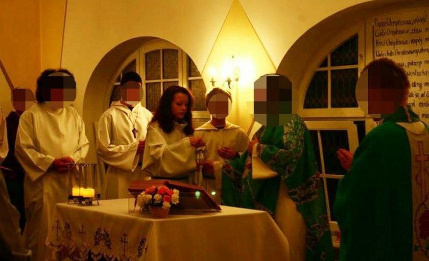 Seks po modłach we wspólnocie Waśniewskiej. Ksiądz nie zrzuci habitu