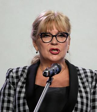 Małgorzata Gosiewska nowym wicemarszałkiem Sejmu