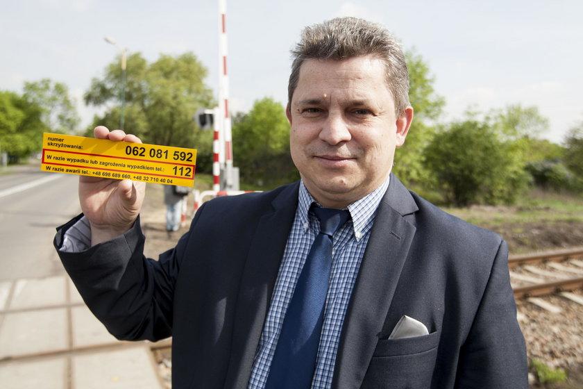 Sosnowiec. PKP PLK S. A. znakuje przejazdy