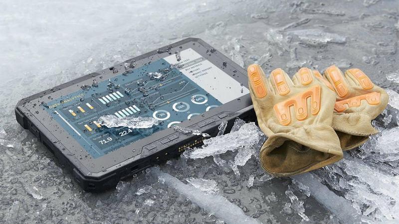 Dell Latitude 12: tablet dla żołnierzy oraz inżynierów
