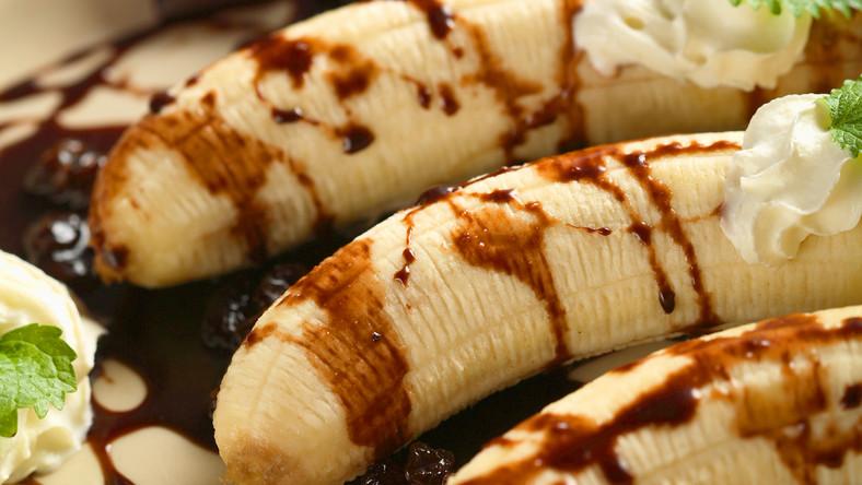 Bananowe grillowanie
